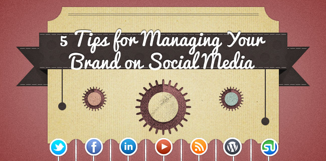 Consistency is Key: 5 Tips for Managing Your Brand on Social Media via @ParkerWhite