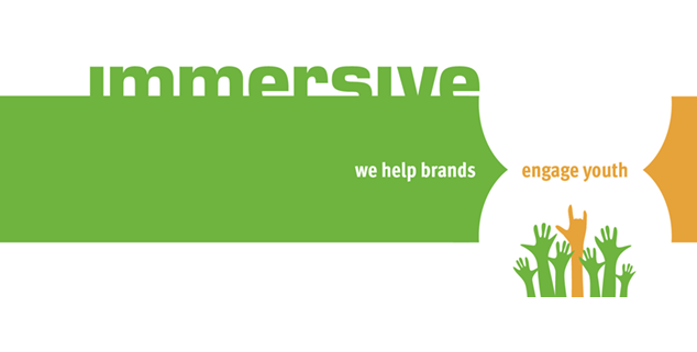 Immersive Youth Marketing Graphic