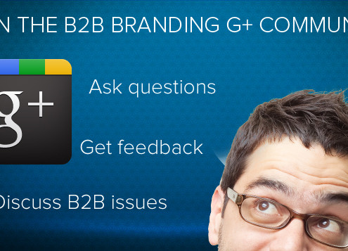 B2B Branding Google Plus Community