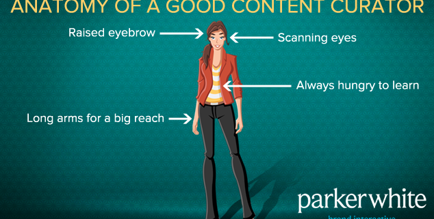 The Anatomy of a Good Content Curator