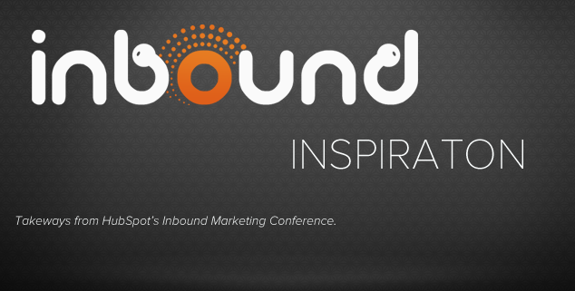 Inbound Inspiration marketing strategy
