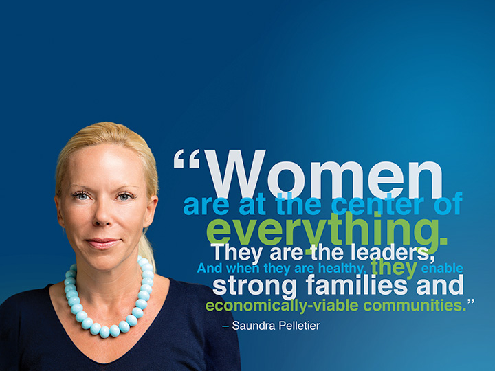 women care global quote