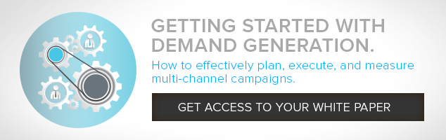 Download Demand Generation White Paper