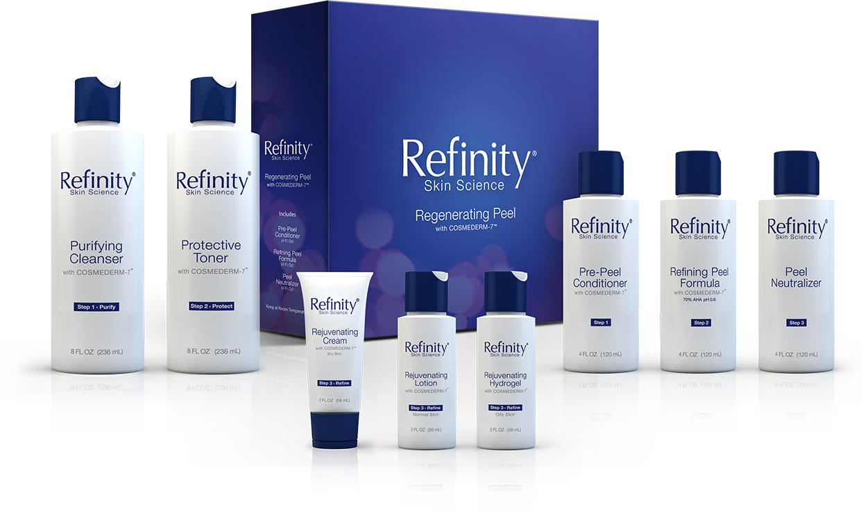 refinity packaging